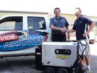 Airpower purchase heavy duty Spitwater Hot Water Machine